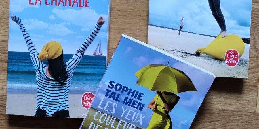 Livre Sophie Tal Men