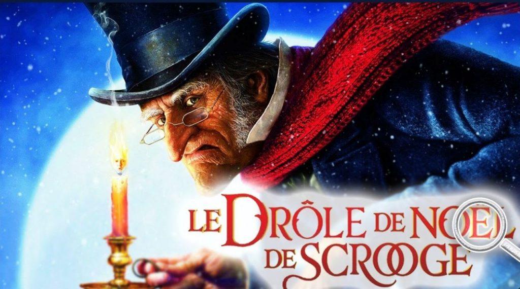 Le drôle de Noël de Mr Scrooge